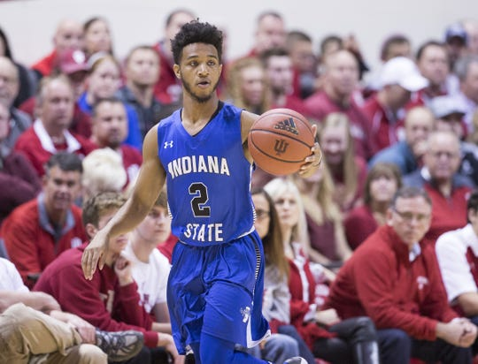 Jordan Barnes averaged 17.4 points a game last season for Indiana State.