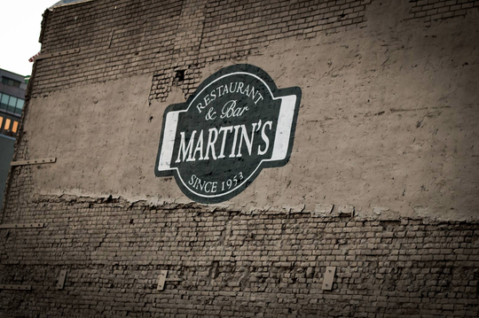 Martin's Downtown, Screenshot from Martin's Downtown Facebook page