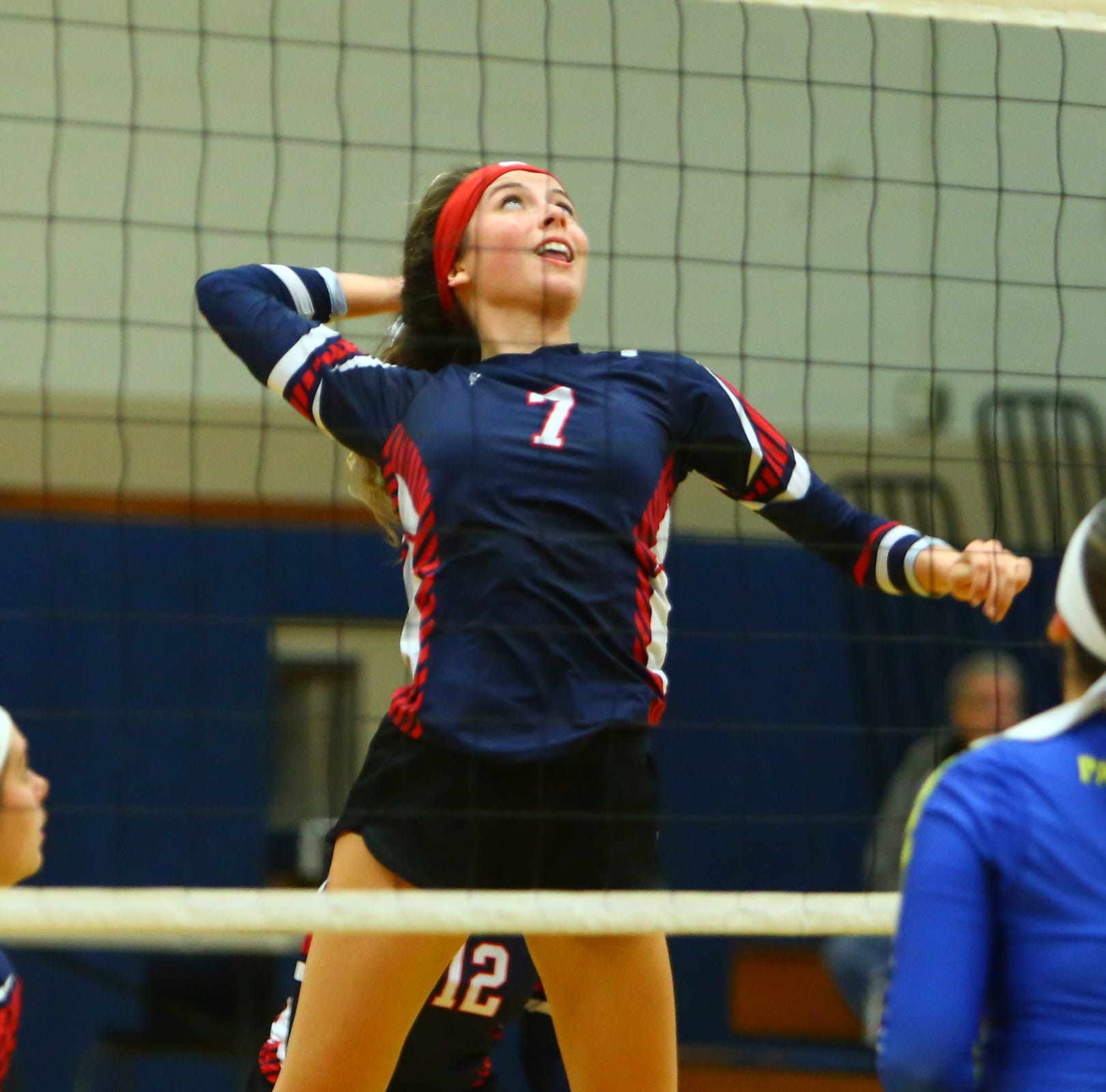 FCA's Barr is the Eagle-Gazette Volleyball Player of the Year