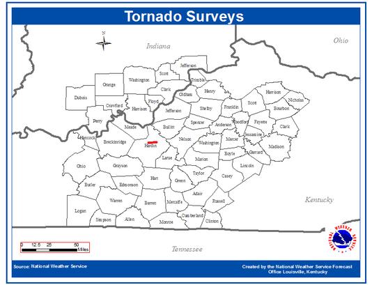Tornado Survey 10312018