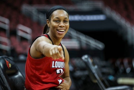 Louisville Women S Basketball Media Day 2018