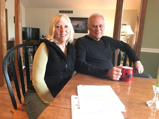 Linda And Mark