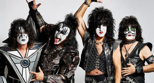 KISS returns to Memphis, for perhaps the last time, on Saturday at FedExForum.