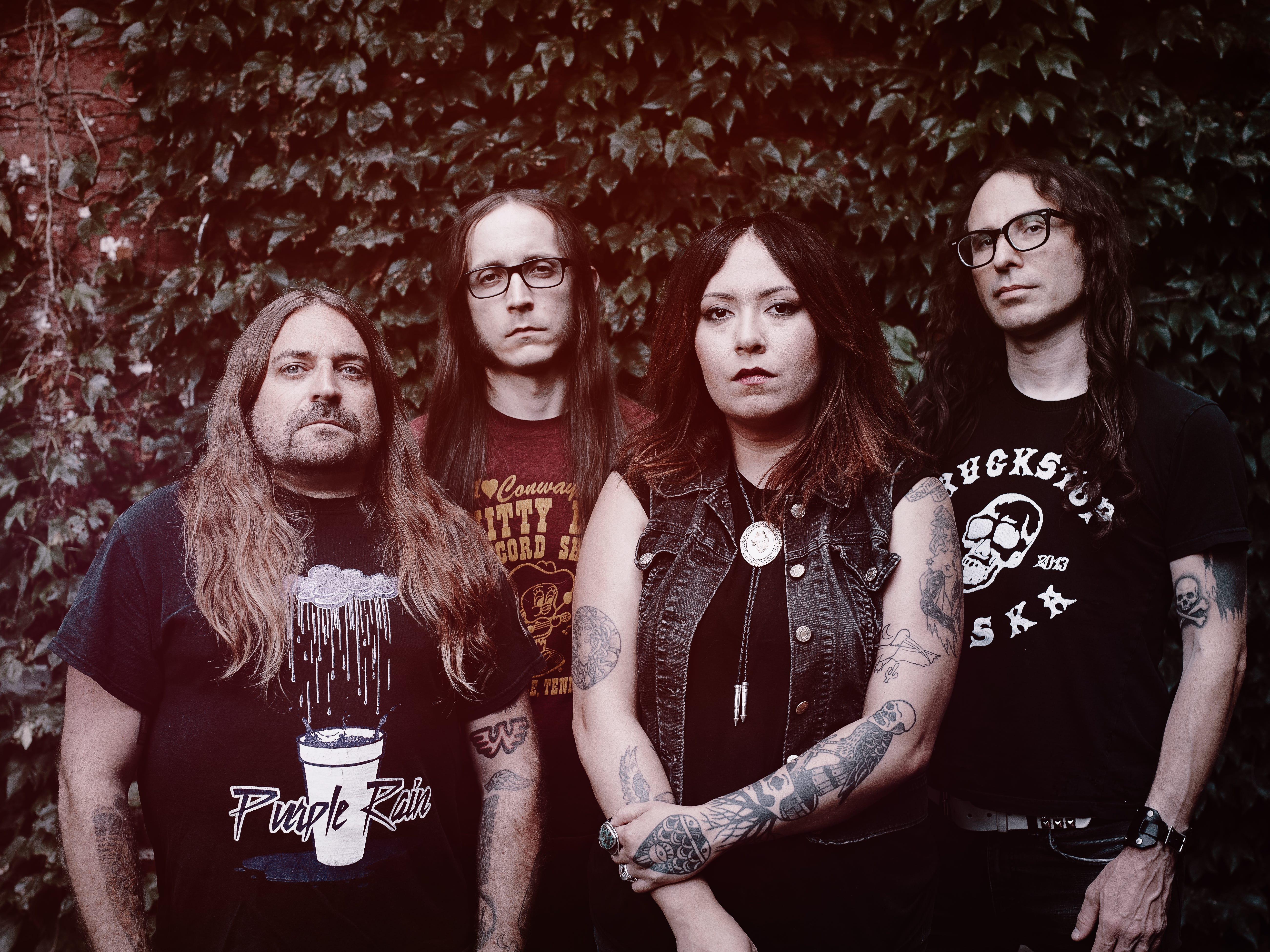"""Windhand's fourth LP, """"Eternal Return,"""" incorporates the doom metal into heavy acid trips, stomps through the less-trampled regions of grunge and frontwoman Dorthia Cottrell's increased effectiveness as the tip of Windhand's spear. 9 p.m. Friday, Cactus Club. $15."""
