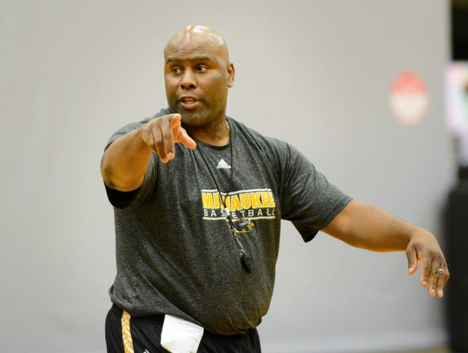 UW-Milwaukee coach Pat Baldwin said his team's exhibition against Concordia was need with all the new faces on the team.