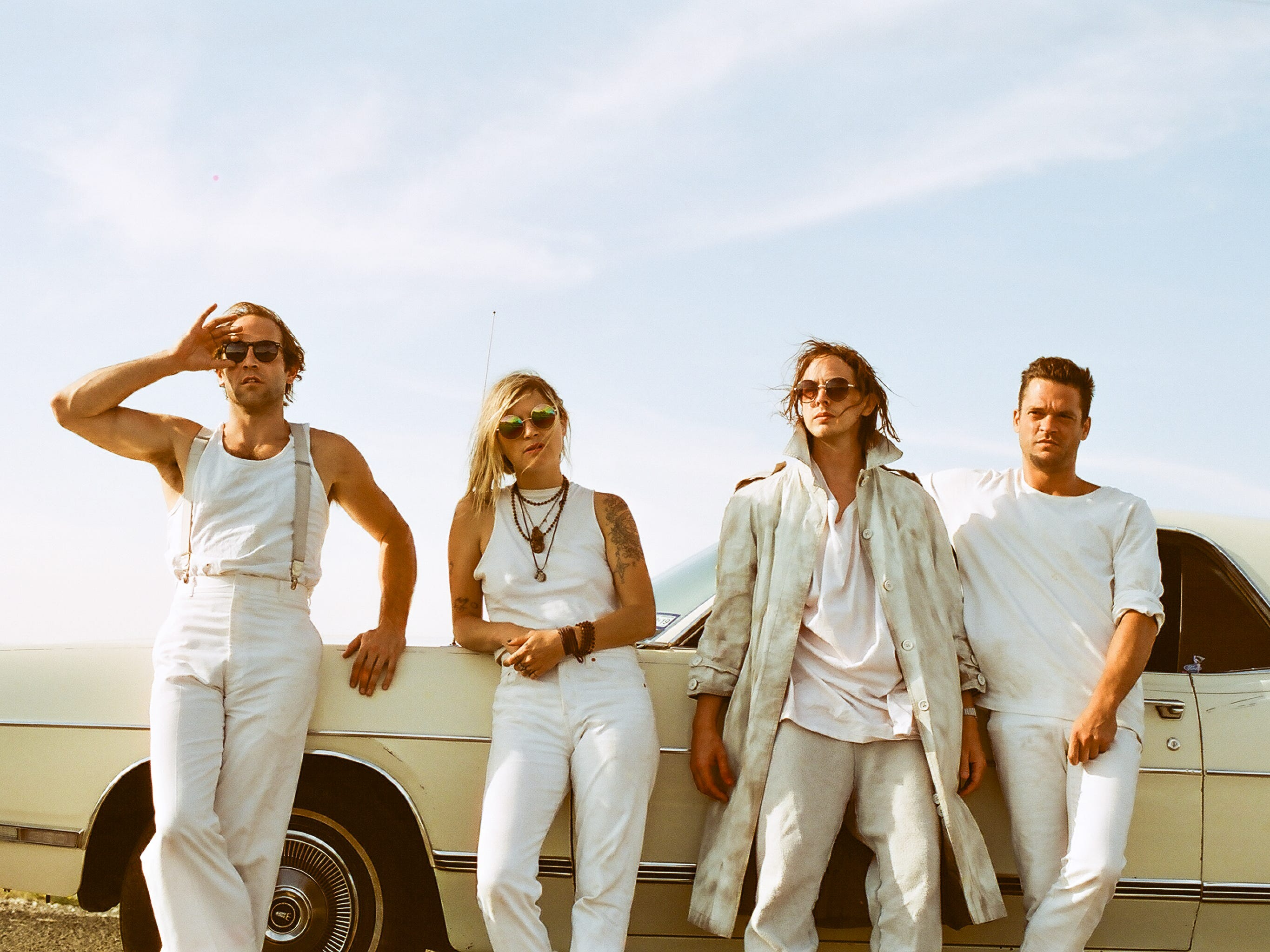 """No longer enamored with punk as it was in early days and more inclined to use New Wave elements for artistic rather than kitsch value, Broncho has, with its new and fourth long-player, """"Bad Behavior,"""" achieved consistent tunefulness. 9 p.m. Nov. 15, Cactus Club. $12 in advance, $15 day of show."""