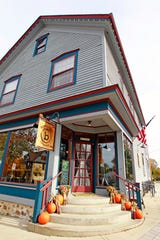 Brandywine restaurant occupies the northeast corner of Washington Avenue and Spring Street in Cedarburg. The building previously housed the historic downtown's visitors center.