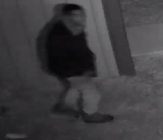 Prattville police are looking for this man in a string of thefts.