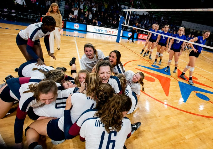 Montgomery Academy wins State Volleyball Championship