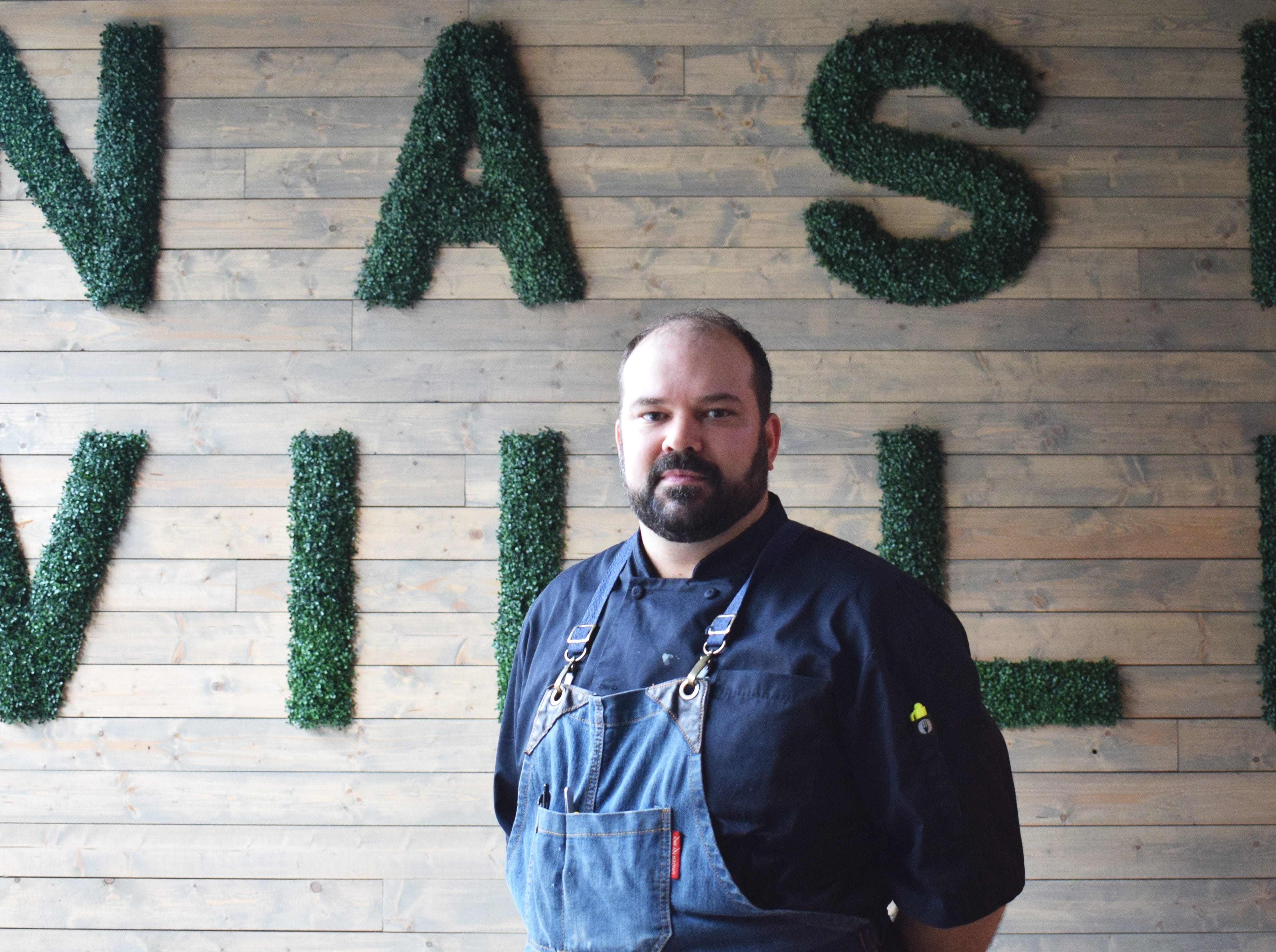 Joey Ray will serve as executive chef at upscale sports bar The Ainsworth in Nashville.