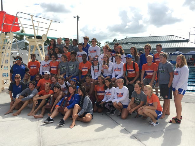 Cape Coral boys and girls teams won at the Class 2A-District 10 on Thursday, Nov. 1 at Eagle Lakes Community Park.