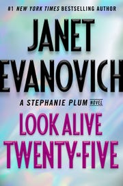 The latest Janet Evanovich novel in the Stephanie Plum series, which publishes Tuesday, Nov. 13, 2018. Evanovich, who lives in Naples, discussed her career as a best-selling author and living in Naples.