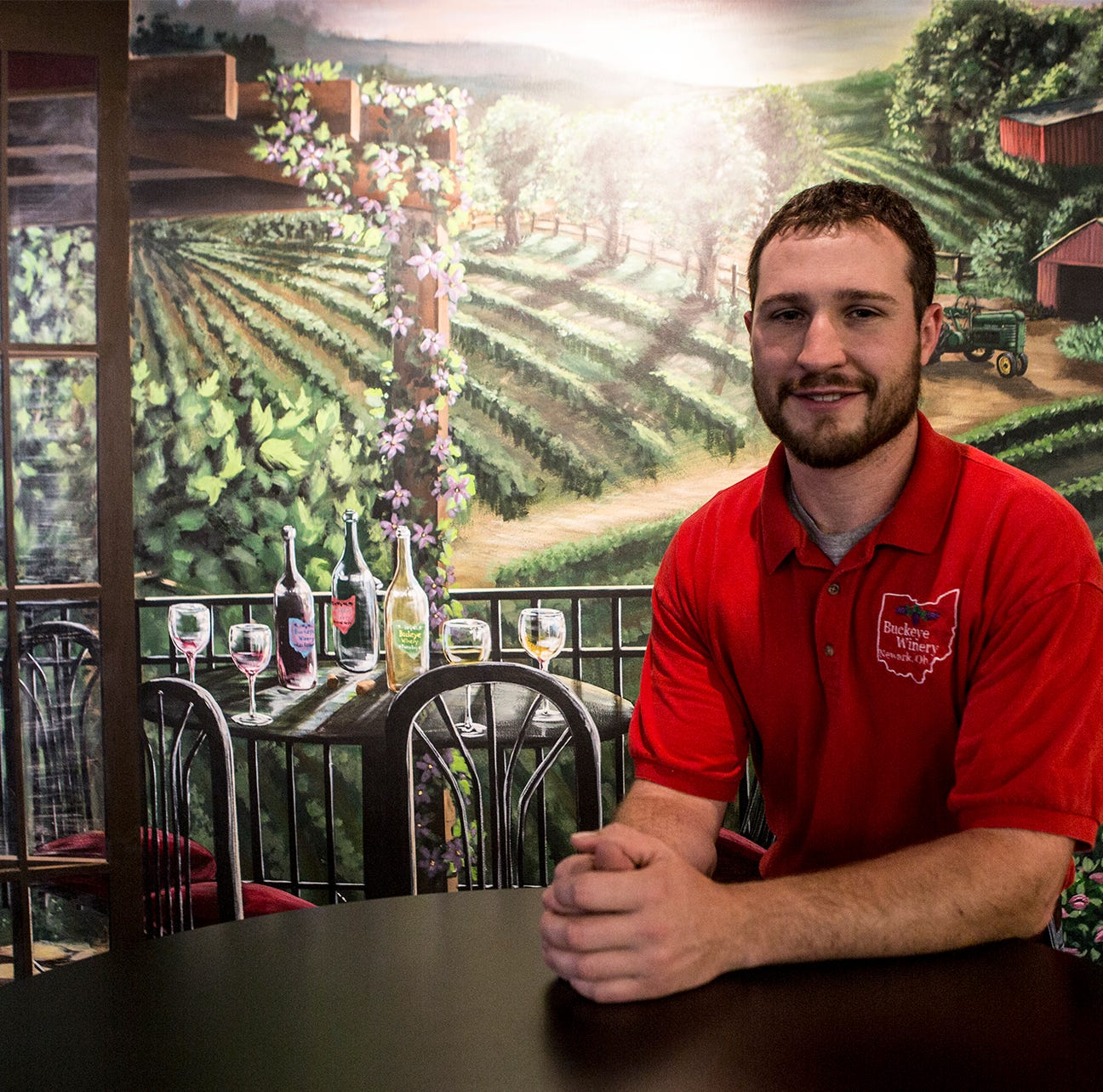 CEO Profile – Andrew Morrison Buckeye Winery