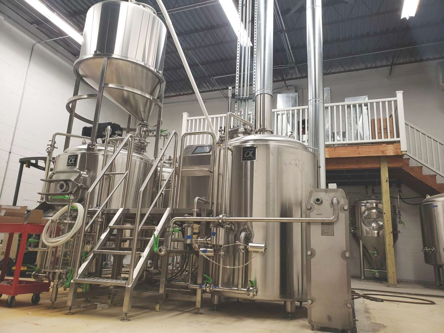 Hackensack Brewing Co. set to open soon