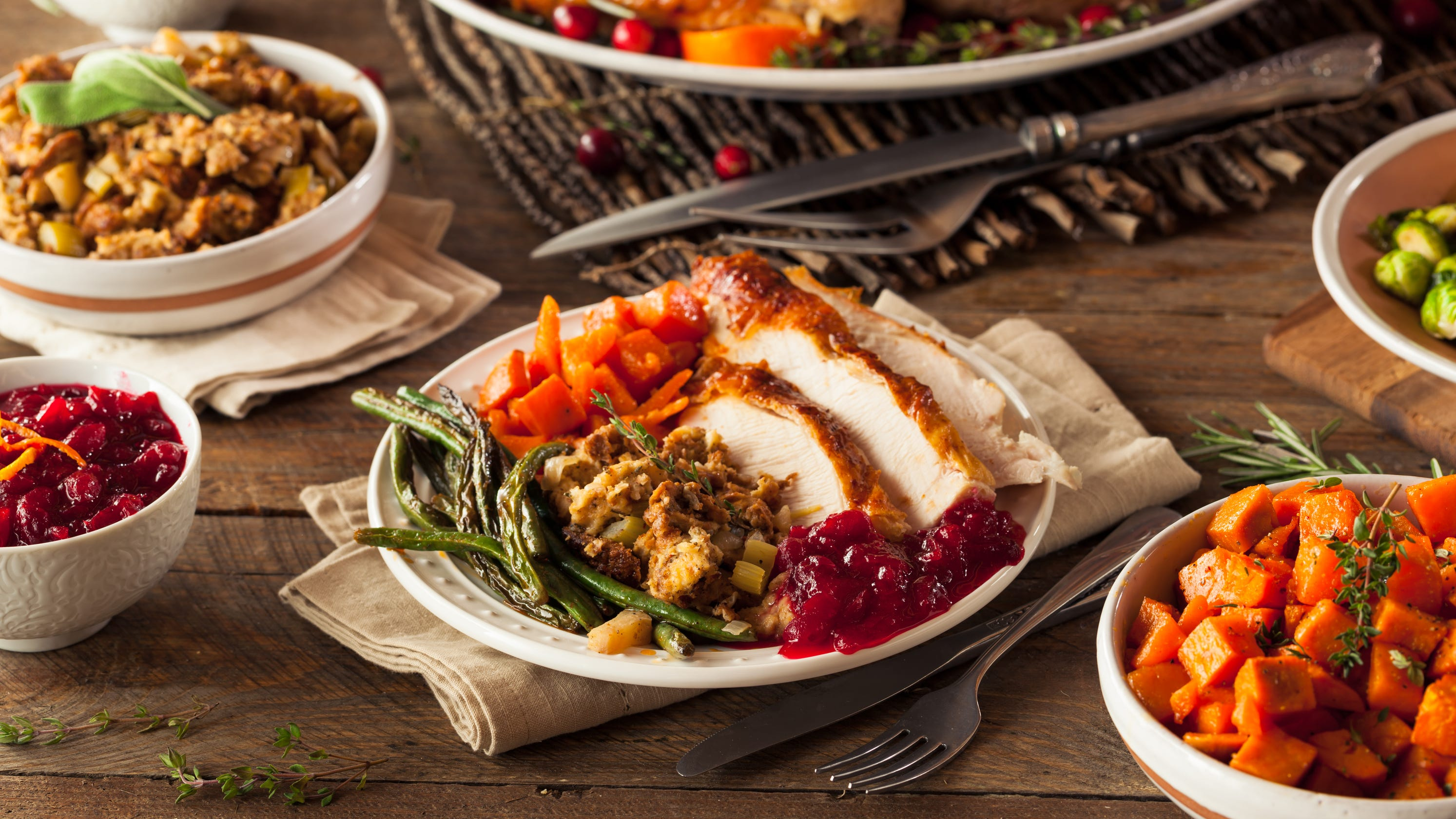 Thanksgiving 2018: Restaurants that are open in the Des