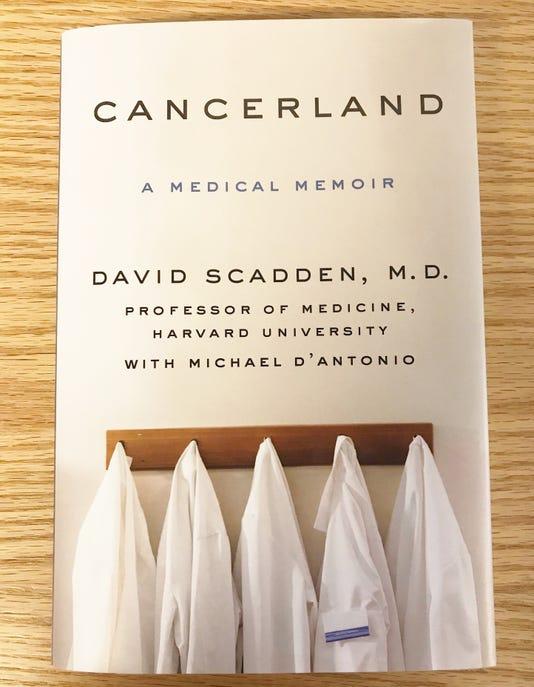 Cancerland Book