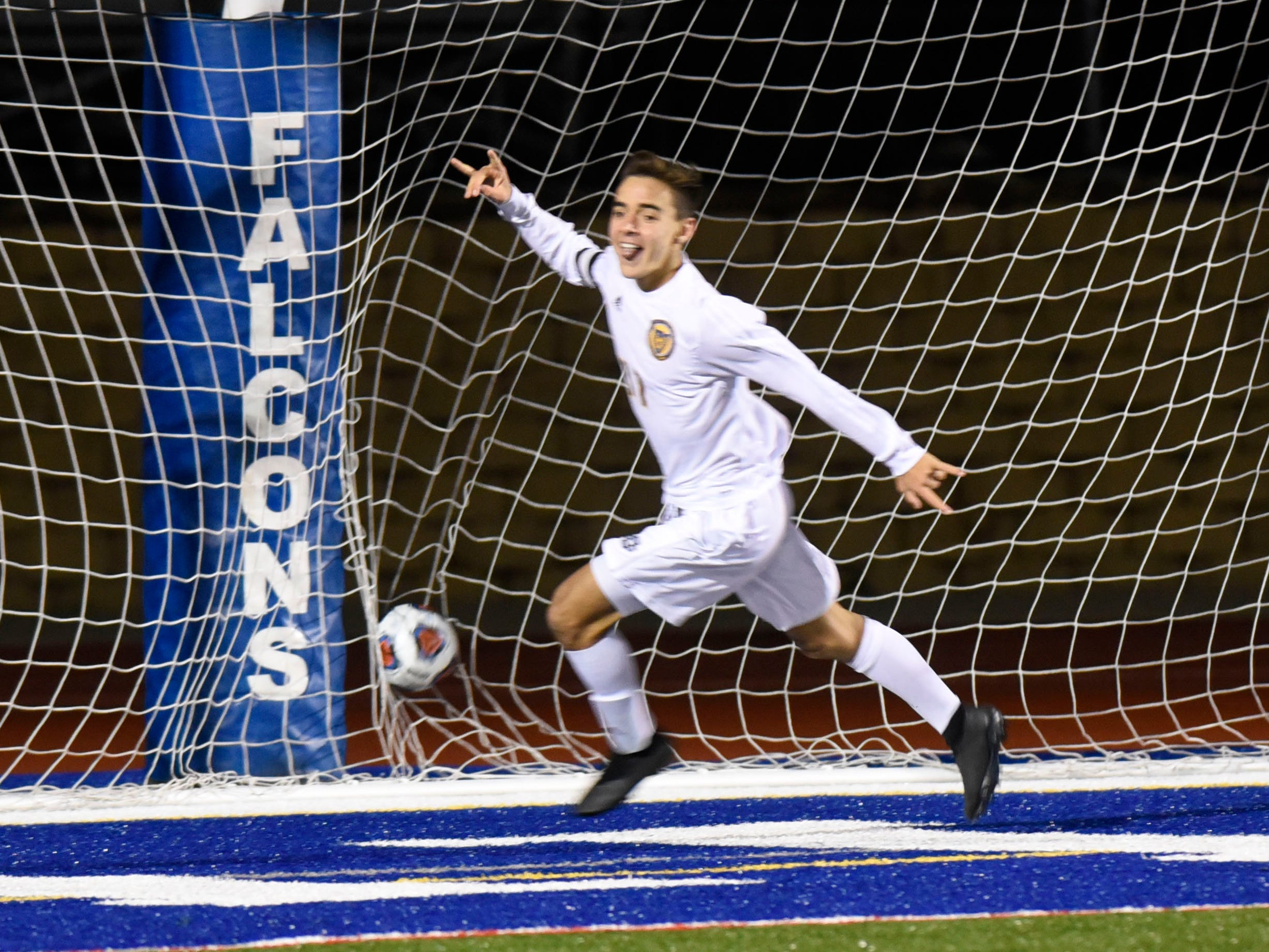 Detroit Country Day vs. Cranbrook Div. 2 soccer semifinal