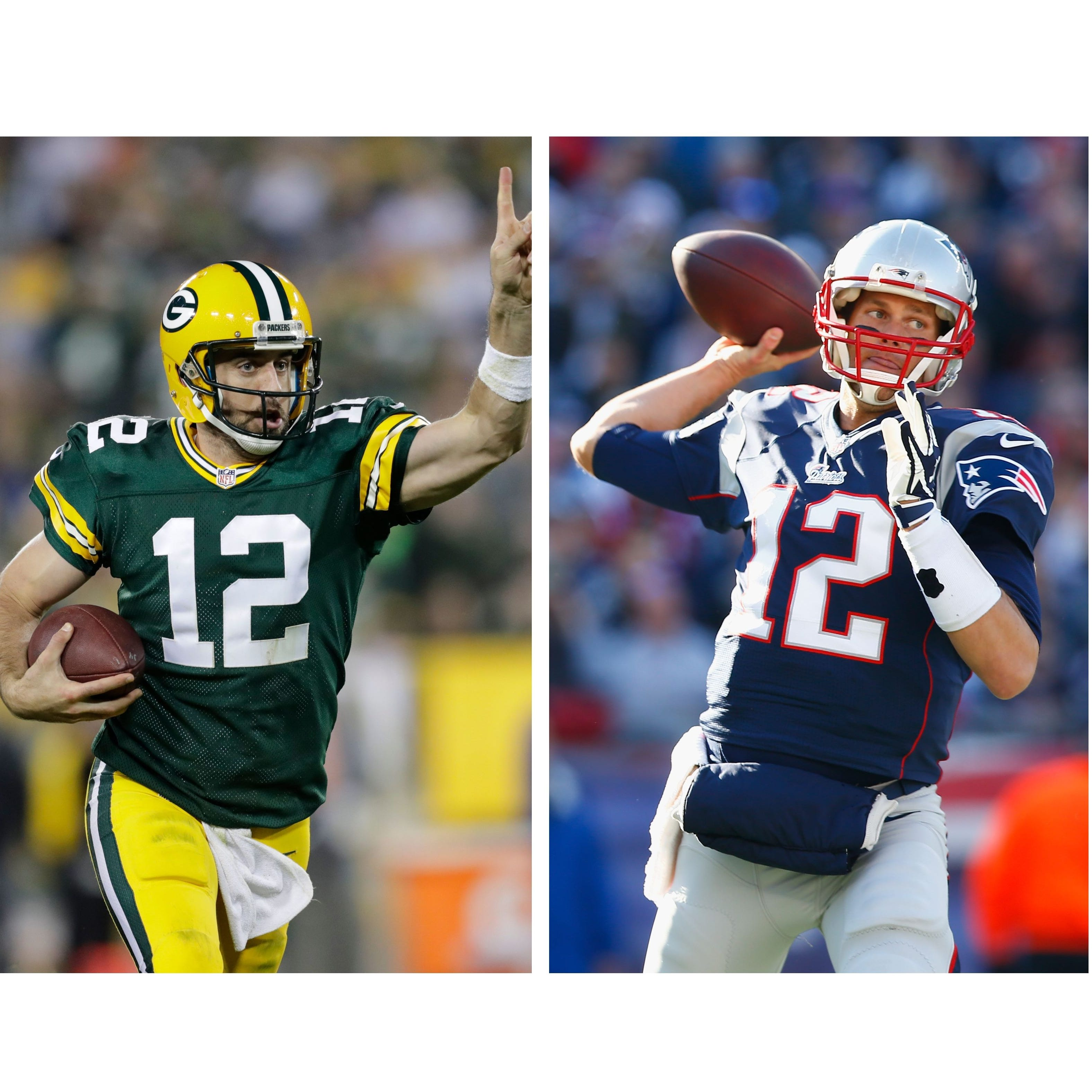 Dougherty: Don't rule out Brady vs. Rodgers rematch in four years