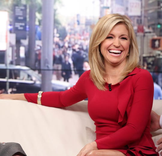 """Fox and Friends"" co-host Ainsley Earhardt is the guest at a Spirit of Christmas Service on Sunday at Marcus Pointe Baptist Church."