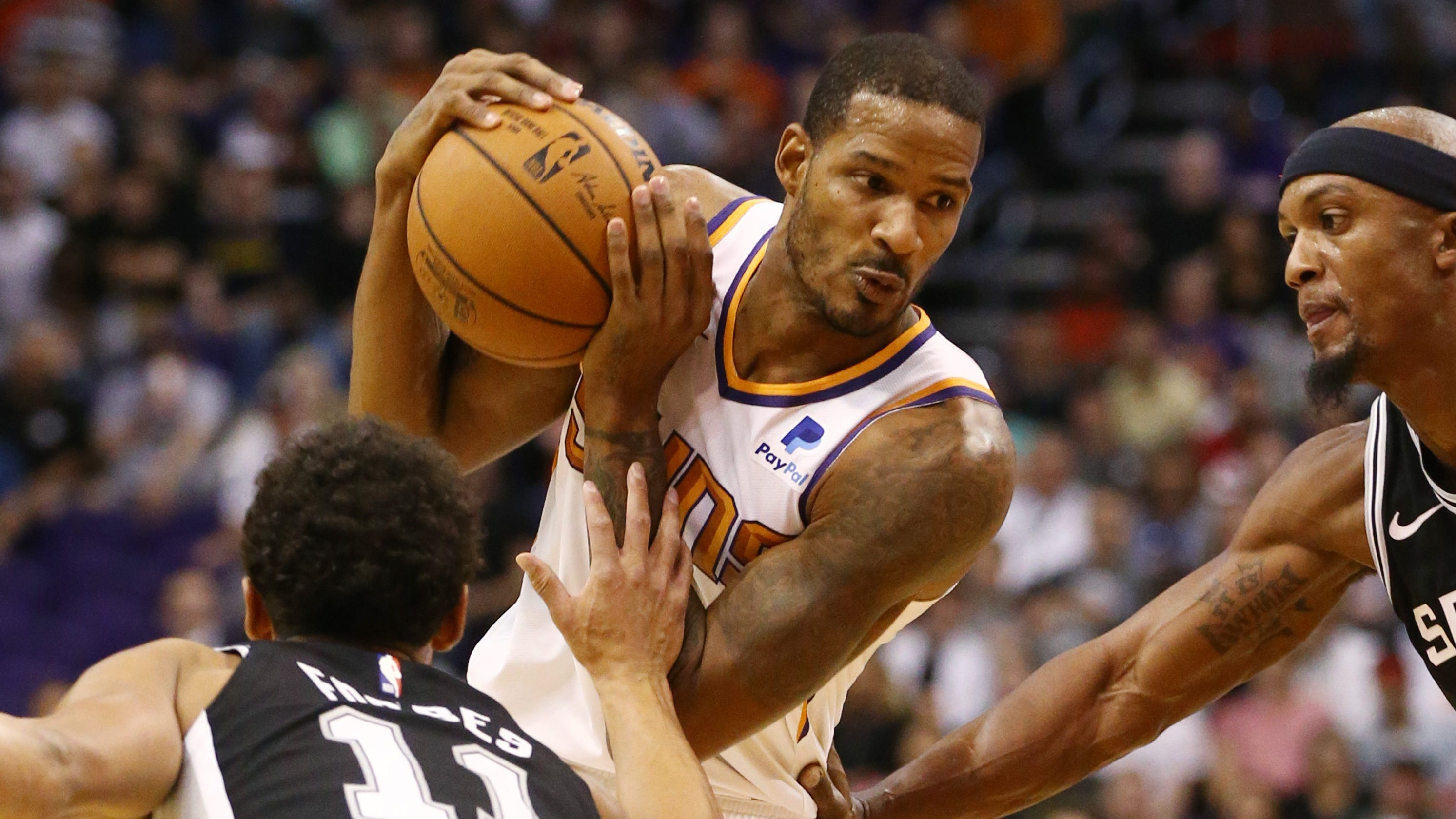 036fadfd119f Why the Phoenix Suns traded Trevor Ariza to the Washington Wizards
