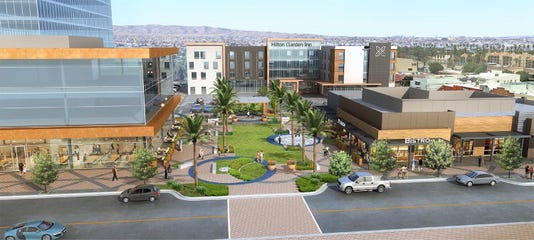 New Square Rendering