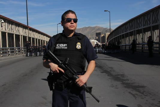 Mexico Us Migration Border Patrol