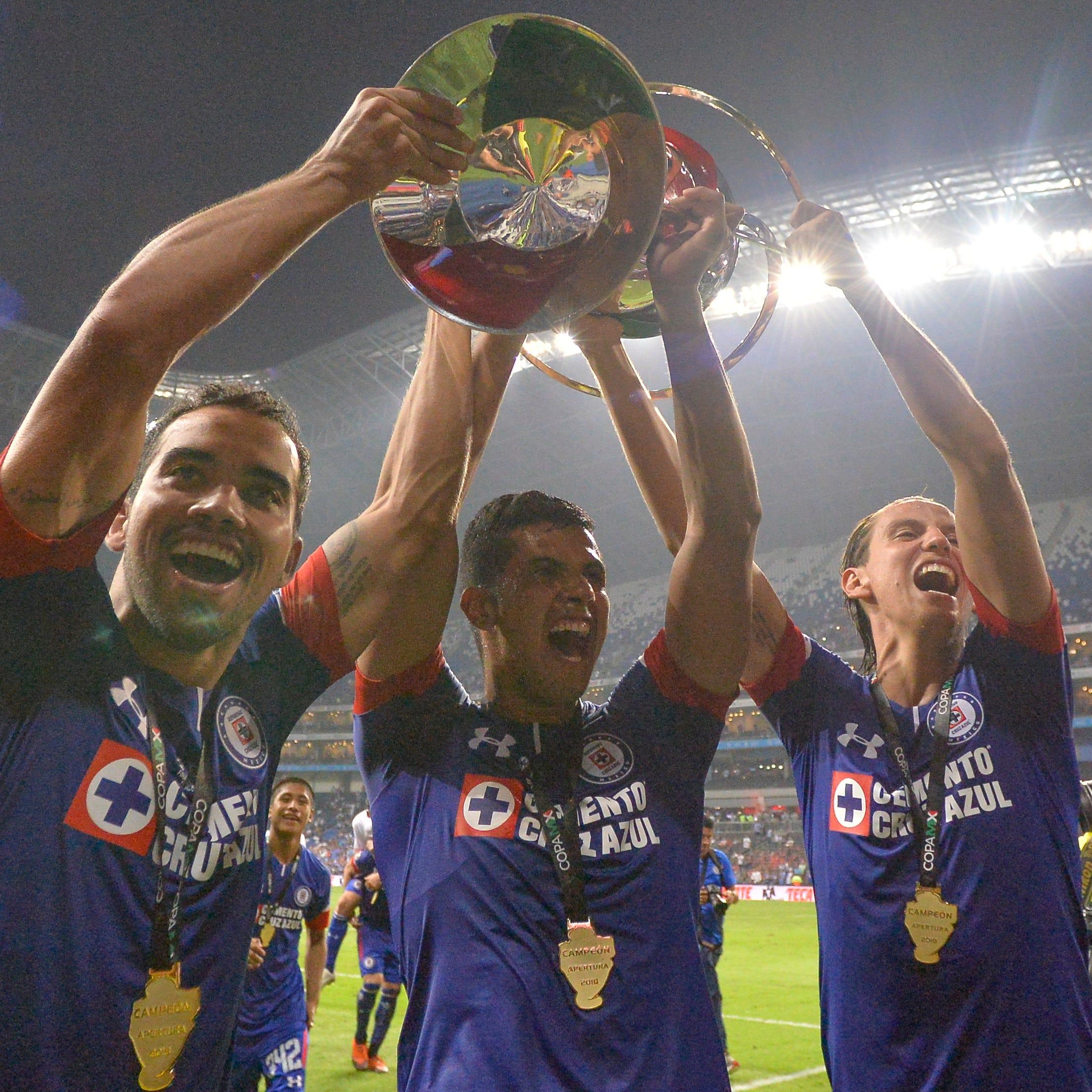 Cruz Azul sacude 'malaria' y es campeón de Copa