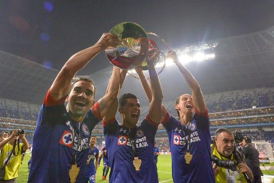 Monterrey V Cruz Azul Final Copa Mx Apertura 2018