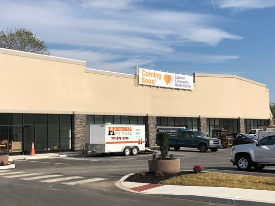 A Welsh Mountain Health Centers clinic is expected to open in November at Lebanon's Shoppes at the Bridges.