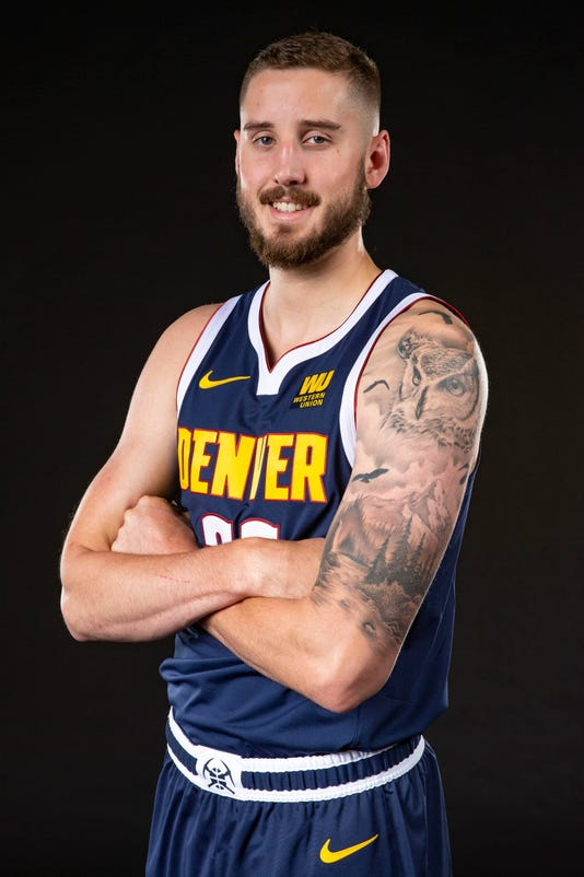 Nba Denver Nuggets Media Day