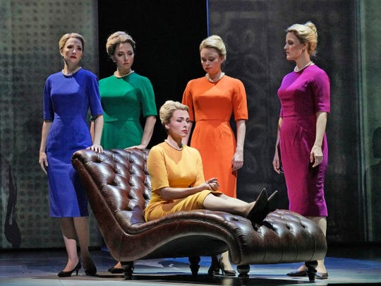 """The Metropolitan Opera production of """"Marnie"""" by Nico Muhly will be presented Nov. 10 at UPAC in Kingston as part of The Met Live in HD series."""