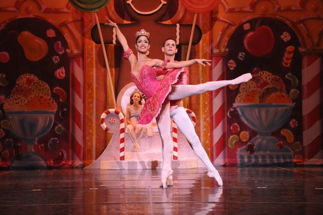 Greater York Dance will join the York Symphony Orchestra for its Holiday Pops Spectacular on Nov. 24.