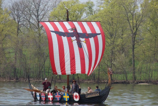 The Leif Ericson Viking Ship will come to York College Nov. 8.