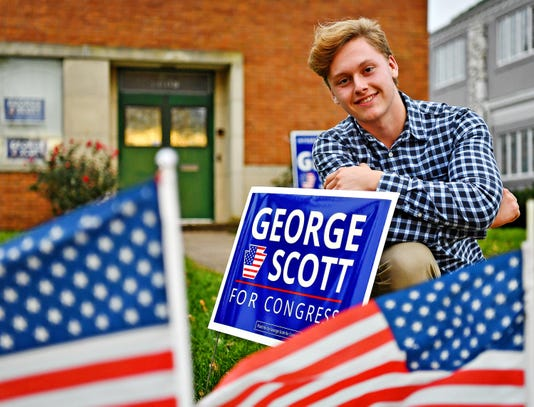 Son Of George Scott