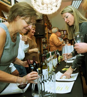 Taste of the Valley is Nov. 2 at the Arthur Hufnagel Library in Glen Rock.