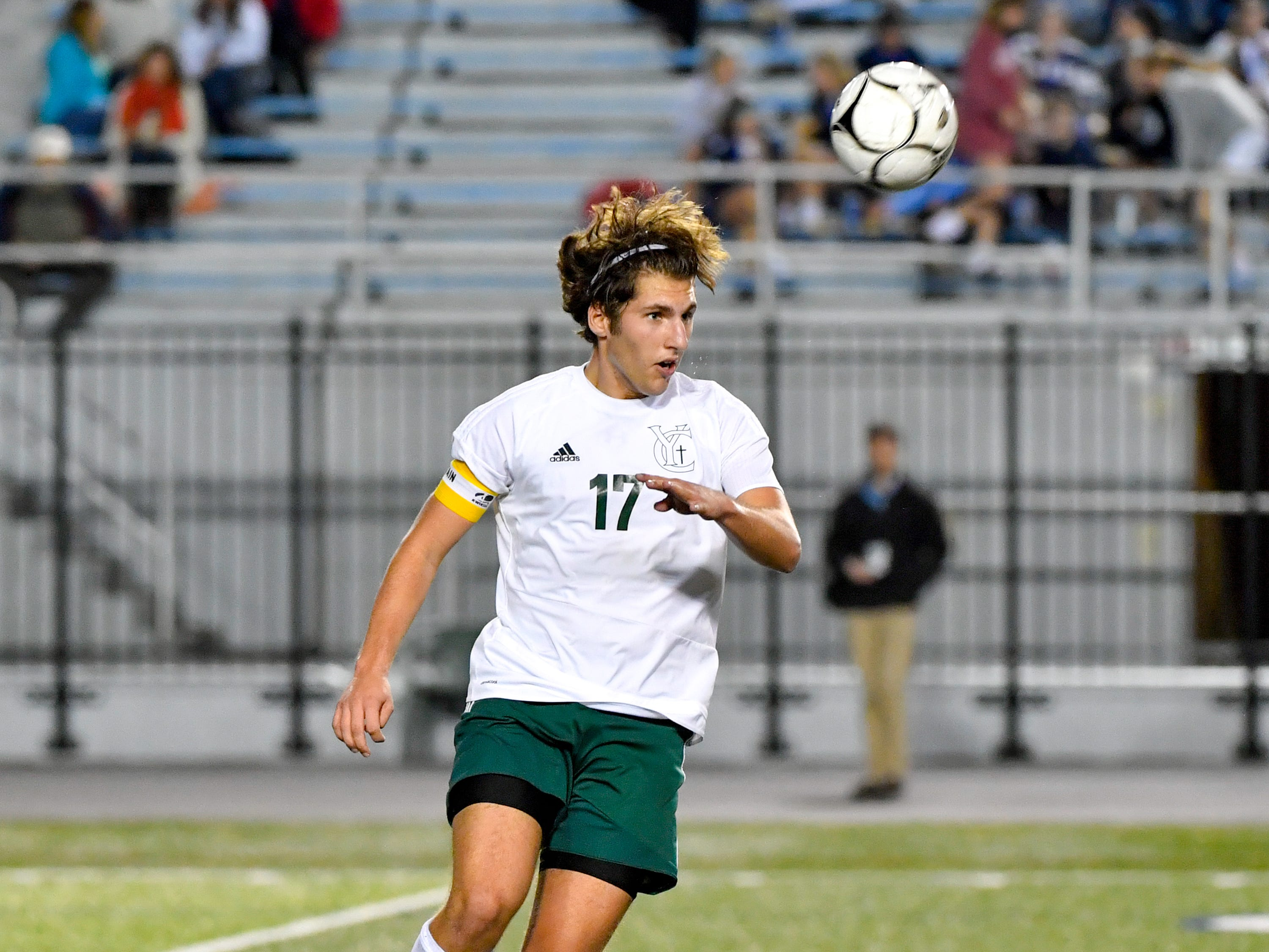 York Catholic boys' soccer falls to Camp Hill in District 3 title game
