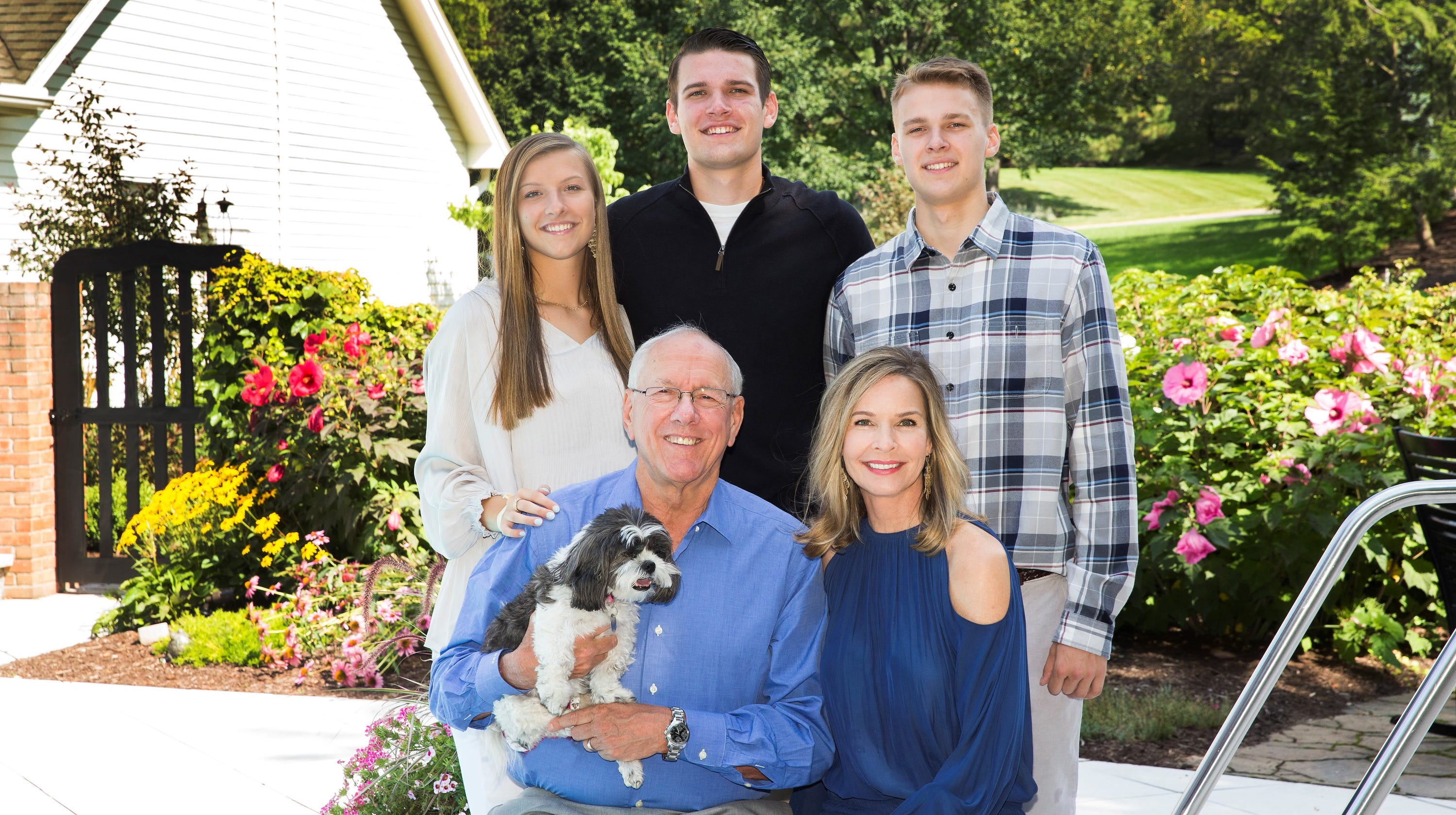 33dfec18e Hall of Fame dad  How Jim Boeheim s 3 kids grew up to play college hoops