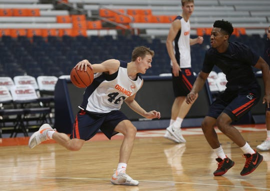 Jim Boeheim S 3 Kids Jimmy Jamie And Buddy Hit College Basketball