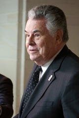 Rep. Peter King of Long Island will be in the minority but still influential.