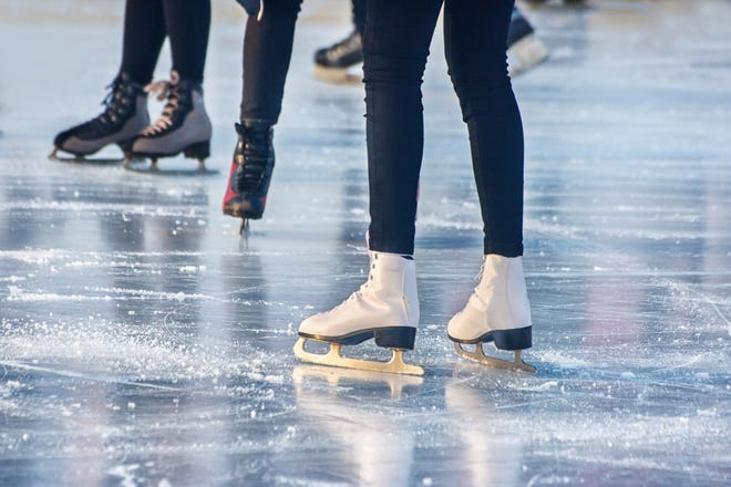 An outdoor rink that offered free ice skating in the village of Fairport will not return this year.