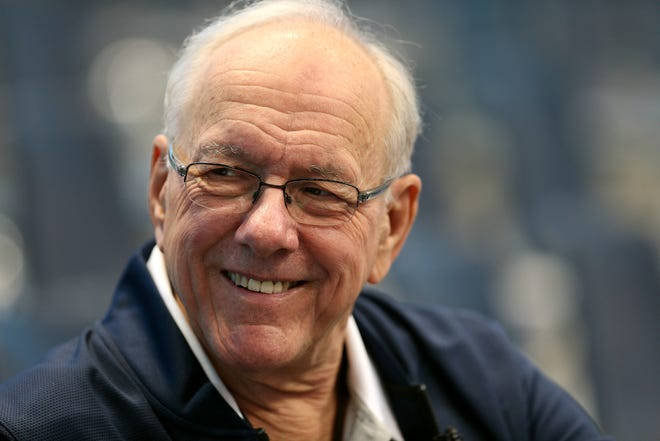 Jim Boeheim begins his 43rd season as head coach at Syracuse with a great deal of optimism as all five starters return from a team that reached the NCAA's Sweet 16 last spring.