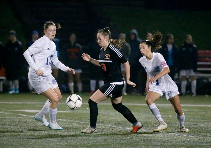 AGR: Marion super scorer Chloe DeLyser named Girls Soccer ...