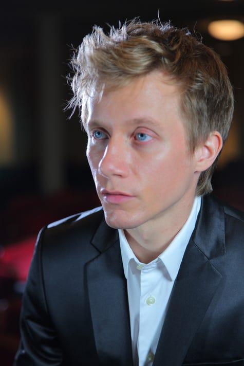 Scott Seaton North State Symphony conductor