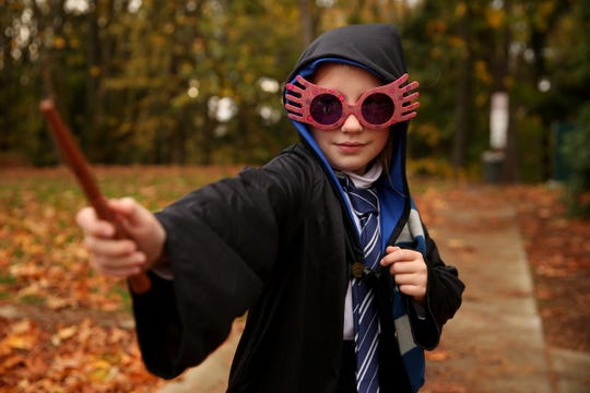 Dress up as your favorite Harry Potter character for a event at On Any Sundae.