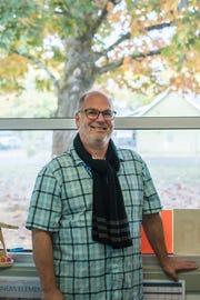 Phil Decker, principal, Four Corners Elementary School