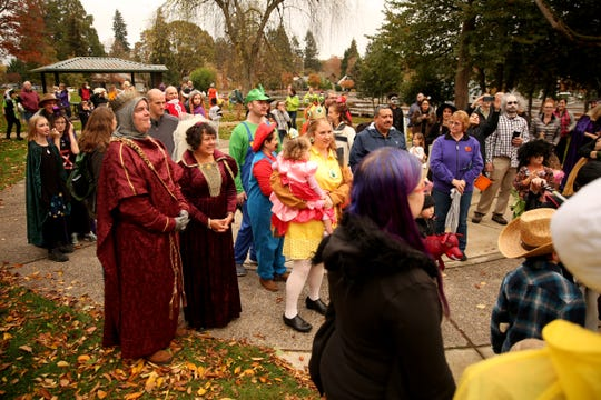 Many events are taking place the weekend before Halloween in the Salem area.