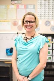 Beth Tinseth, bilingual teacher, Myers Elementary School