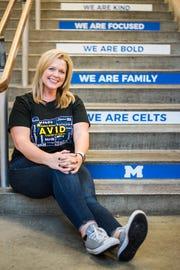Barb Bamford, District AVID coordinator, Salem-Keizer Public Schools
