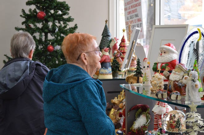 The holiday season here, with plenty of holiday fairs and bazaars on the schedule for November.