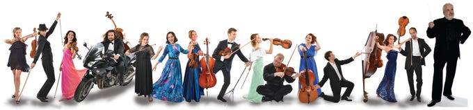 Russian String Orchestra:Comprised of some of Russia's finest young string players, the orchestra has carved a niche for itself under the creative baton of its founder and music director Misha Rachlevsky, 7 p.m. Thursday, Nov. 8, Elsinore Theatre, 170 High St. SE. Adults $26-$49, children $16-$39, price increases $5 on the day of show. 503-375-3574 or www.elsinoretheatre.com.
